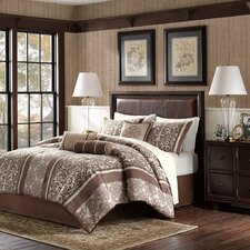 Samantha 7 Piece Comforter Set
