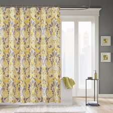 Capris Polyester Shower Curtain