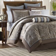 <strong>Madison Park</strong> Aubrey 12 Piece Comforter Set