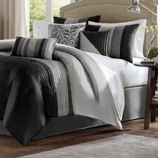 <strong>Madison Park</strong> Amherst 7 Piece Comforter Set