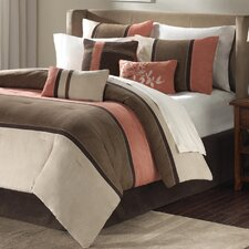 <strong>Madison Park</strong> Palisades 7 Piece Comforter Set