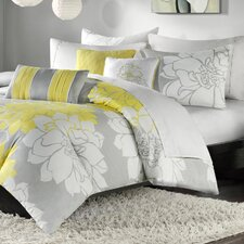 <strong>Madison Park</strong> Lola 6 Piece Duvet Set
