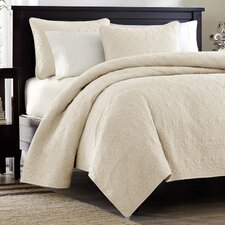 Quebec 3 Piece Coverlet Set