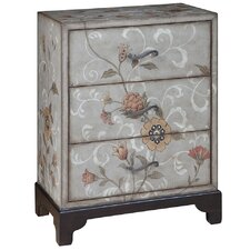 <strong>Madison Park</strong> Suzanni 3 Drawer Chest