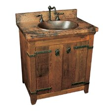 "<strong>Native Trails, Inc.</strong> 30"" Old World Vanity Base"