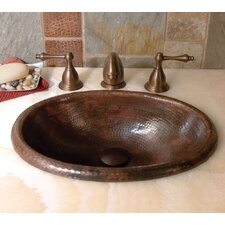 <strong>Native Trails, Inc.</strong> Rolled Baby Classic Bathroom Sink