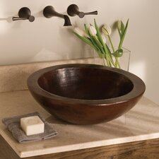 <strong>Native Trails, Inc.</strong> Laguna Bathroom Sink