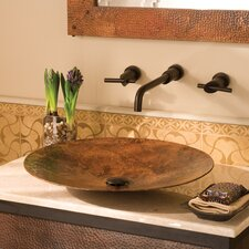 <strong>Native Trails, Inc.</strong> Maestro Mandala Vessel Bathroom Sink
