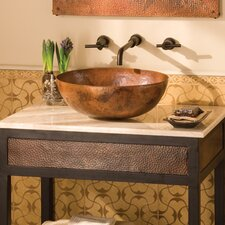 <strong>Native Trails, Inc.</strong> Maestro Oval Vessel Bathroom Sink