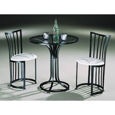<strong>Johnston Casuals</strong> Circulon 3 Piece Dining Set
