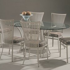 <strong>Johnston Casuals</strong> Paralline 7 Piece Dining Set