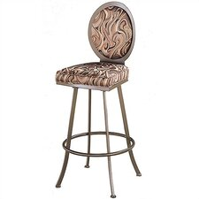 Studio II Contemporary Swivel Barstool