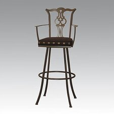 "<strong>Johnston Casuals</strong> Princeton 34"" Swivel Bar Stool"