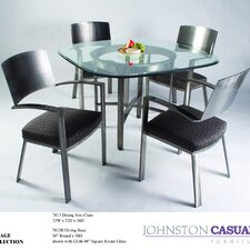 Mirage 5 Piece Dining Set