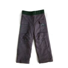 Paratrooper Pants in Gray