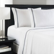 Baratto Admiralty Stripe Cotton Pillowcase