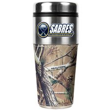 NHL Open Field Travel Tumbler with Wrap