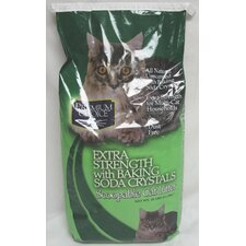 Extra Strength Cat Litter with Baking Soda Crystals
