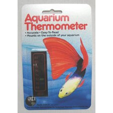 Exterior Mounted Aquarium Thermometer