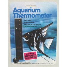 Vertical Aquarium Thermometer