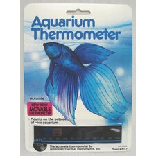Horizontal Aquarium Thermometer