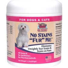 "2 Oz No Stains ""Fur"" Me Supplement"