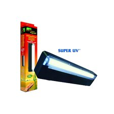 Slimline Lamp with Desert 7% Fluorescent Bulb