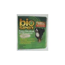 Bio Spot Flea and Tick Collar in Green