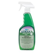 Vetrolin Green Spot out Spray-on Dry Clean Shampoo