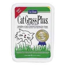 <strong>Gimborn Pet Specialties</strong> Cat Grass Plus Catnip Seeds