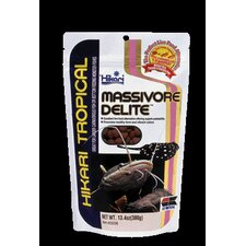 Massivore Delite Fish Food (13.4 oz.)
