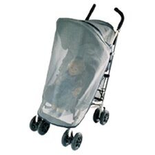 <strong>Sasha's Kiddie Products</strong> Maclaren Techno and Volo Single Stroller Sun, Wind and Insect Cover