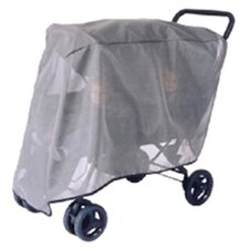 Generic Tandem Stroller Sun, Wind and Insect Cover