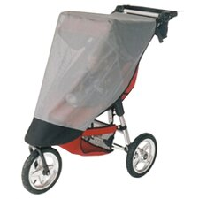 <strong>Sasha's Kiddie Products</strong> Baby Jogger City Mini Series Single Stroller Sun, Wind and Insect Cover