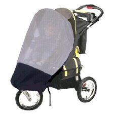 <strong>Sasha's Kiddie Products</strong> GoGoBabyZ Single Jogging Stroller Sun, Wind and Insect Cover