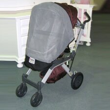 Orbit Toddler Seat Sun, Wind and Insect Stroller Cover