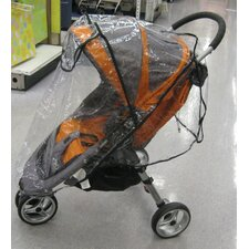 <strong>Sasha's Kiddie Products</strong> Baby Jogger City Mini Single Rain and Wind Cover