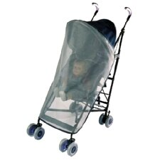 <strong>Sasha's Kiddie Products</strong> Umbrella Stroller Sun, Wind and Insect Cover