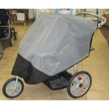 InStep Grand Safari 2011 Double Stroller Sun, Wind and Insect Cover