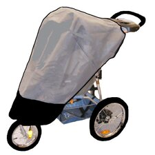 Baby Trend Expedition ELX & Velocity Single Jogger Sun, Wind and Insect