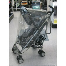 <strong>Sasha's Kiddie Products</strong> Cybex Callisto, Onyx and Eclipse Single Stroller Rain and Wind Cover