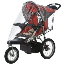 <strong>Sasha's Kiddie Products</strong> Schwinn Turismo 2011 Single Jogger Rain and Wind Cover
