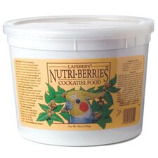 Nutri-Berries Cockatiel Food
