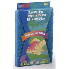 Scrubber Pad for Glass Aquariums