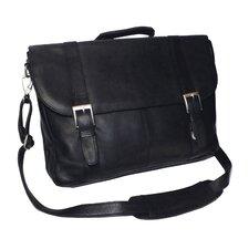 Vaquetta Leather Laptop Briefcase