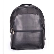 """Genuine Leather Vaquetta 15"""" Laptop Backpack"""