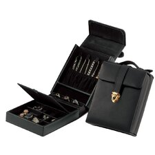 Ladies Pocketbook Jewerly Case in Black