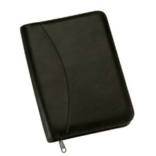 <strong>Royce Leather</strong> Art Zip Around Jr. Writing Padfolio