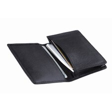 <strong>Royce Leather</strong> Deluxe Business Card Case