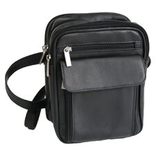 Vaquetta Leather Men's Briefcase